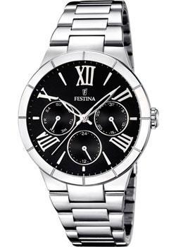 fashion наручные  женские часы Festina 16716.2. Коллекция Multifunction