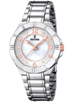 fashion наручные  женские часы Festina 16726.1. Коллекция Mademoiselle