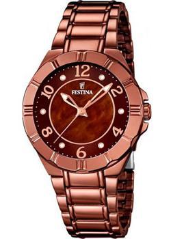 fashion наручные  женские часы Festina 16729.1. Коллекция Mademoiselle