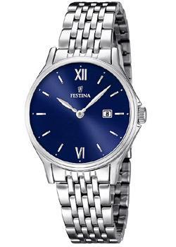 fashion наручные  женские часы Festina 16748.3. Коллекция Acero Moda