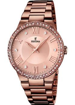 fashion наручные  женские часы Festina 16801.1. Коллекция Mademoiselle