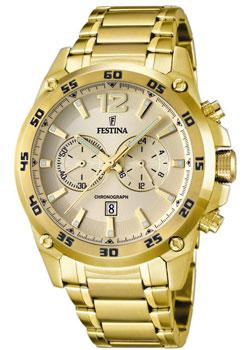 fashion наручные  женские часы Festina 16806.1. Коллекция Chronograph