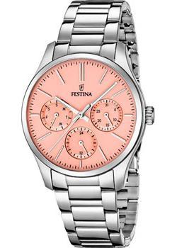 fashion наручные  женские часы Festina 16813.2. Коллекция Multifunction