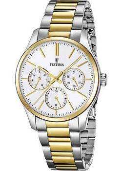 fashion наручные  женские часы Festina 16814.1. Коллекция Multifunction
