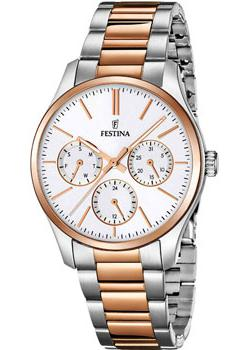 fashion наручные  женские часы Festina 16814.2. Коллекция Multifunction