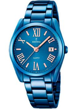 fashion наручные  женские часы Festina 16864.3. Коллекция Boyfriend Collection