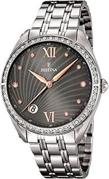 fashion наручные  женские часы Festina 16894.2. Коллекция Mademoiselle