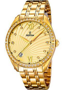 fashion наручные  женские часы Festina 16895.2. Коллекция Mademoiselle