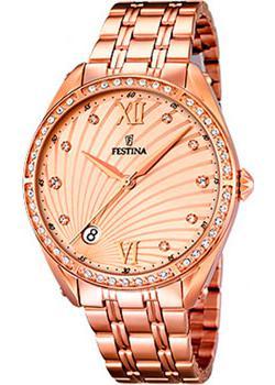 fashion наручные  женские часы Festina 16896.2. Коллекция Mademoiselle