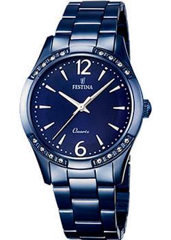 fashion наручные  женские часы Festina 16915.1. Коллекция Boyfriend Collection