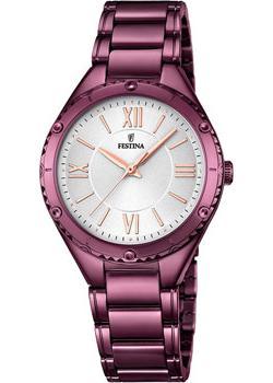 fashion наручные  женские часы Festina 16924.1. Коллекция Trend