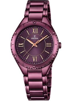 fashion наручные  женские часы Festina 16924.2. Коллекция Trend