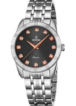 fashion наручные  женские часы Festina 16940.5. Коллекция Boyfriend Collection