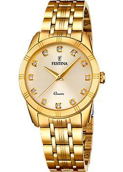 fashion наручные  женские часы Festina 16942.1. Коллекция Boyfriend Collection