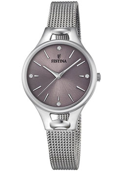 fashion наручные  женские часы Festina 16950.B. Коллекция Mademoiselle