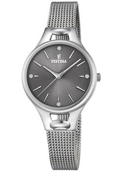 fashion наручные  женские часы Festina 16950.D. Коллекция Mademoiselle