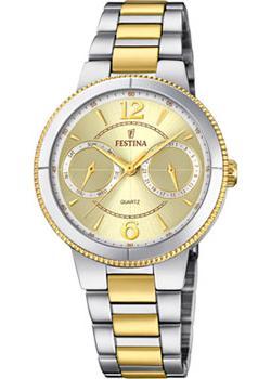 fashion наручные  женские часы Festina 20207.1. Коллекция Boyfriend Collection
