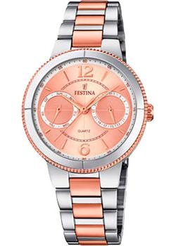 fashion наручные  женские часы Festina 20207.2. Коллекция Boyfriend Collection