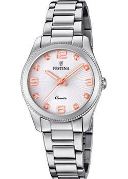 fashion наручные  женские часы Festina 20208.1. Коллекция Boyfriend Collection