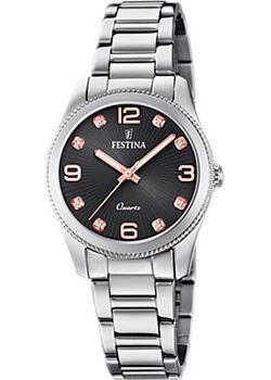 fashion наручные  женские часы Festina 20208.2. Коллекция Boyfriend Collection