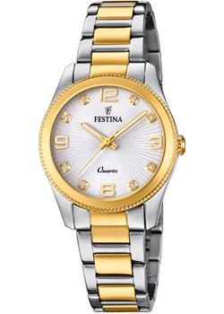 fashion наручные  женские часы Festina 20209.1. Коллекция Boyfriend Collection