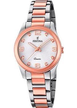 fashion наручные  женские часы Festina 20209.2. Коллекция Boyfriend Collection