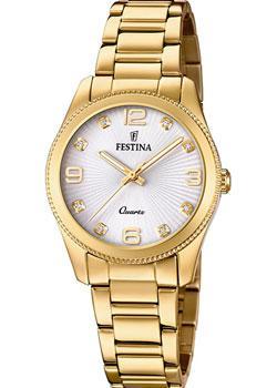fashion наручные  женские часы Festina 20210.1. Коллекция Boyfriend Collection