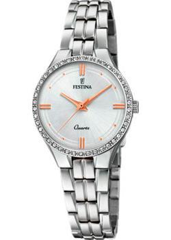 fashion наручные  женские часы Festina 20218.1. Коллекция Mademoiselle