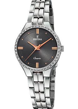 fashion наручные  женские часы Festina 20218.2. Коллекция Mademoiselle