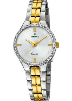 fashion наручные  женские часы Festina 20219.1. Коллекция Mademoiselle