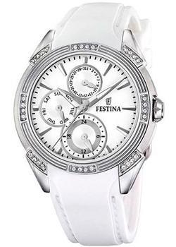 fashion наручные  женские часы Festina 20235.1. Коллекция Multifunction