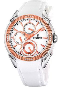 fashion наручные  женские часы Festina 20236.1. Коллекция Multifunction