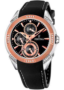 fashion наручные  женские часы Festina 20236.2. Коллекция Multifunction