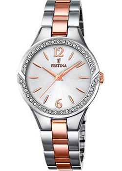 fashion наручные  женские часы Festina 20247.1. Коллекция Mademoiselle