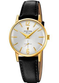 fashion наручные  женские часы Festina 20255.1. Коллекция Extra