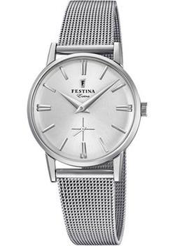 fashion наручные  женские часы Festina 20258.1. Коллекция Extra
