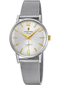 fashion наручные  женские часы Festina 20258.2. Коллекция Extra
