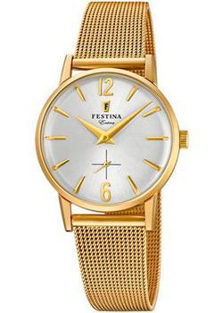 fashion наручные  женские часы Festina 20259.1. Коллекция Extra