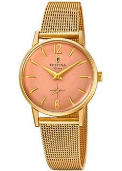 fashion наручные  женские часы Festina 20259.2. Коллекция Extra