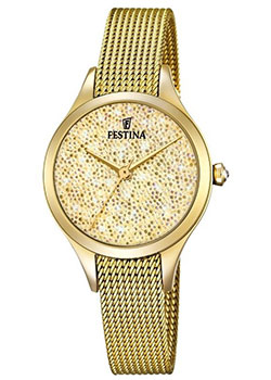 fashion наручные  женские часы Festina 20337.2. Коллекция Mademoiselle