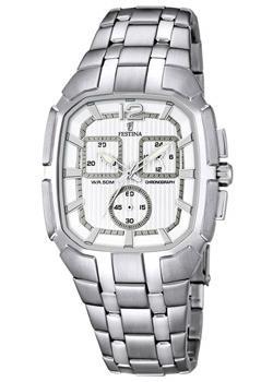 fashion наручные  мужские часы Festina 6827.1. Коллекция Chronograph