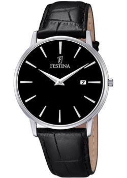 Купить Часы мужские Швейцарские наручные  мужские часы Festina 6831.4. Коллекция Classic  Швейцарские наручные  мужские часы Festina 6831.4. Коллекция Classic