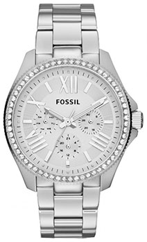 Купить Часы женские fashion наручные  женские часы Fossil AM4481. Коллекция Cecile  fashion наручные  женские часы Fossil AM4481. Коллекция Cecile