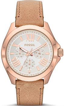 fashion наручные  женские часы Fossil AM4532. Коллекция Cecile. Производитель: Fossil, артикул: w144240