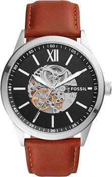 Наручные  мужские часы Fossil BQ2386. Коллекция Flynn