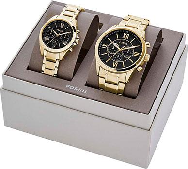 Наручные  мужские часы Fossil BQ2400_SET. Коллекция Modern Courier