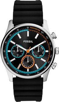 Наручные  мужские часы Fossil BQ2445. Коллекция Sullivan
