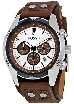 Наручные  мужские часы Fossil CH2565. Коллекция Coachman