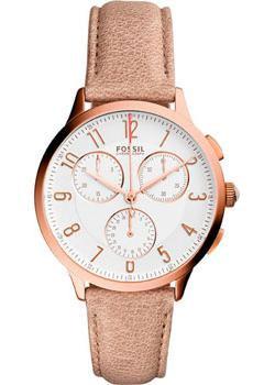 fashion наручные  женские часы Fossil CH3016. Коллекция Chronograph