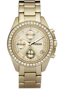 fashion наручные  женские часы Fossil ES2683. Коллекция Decker